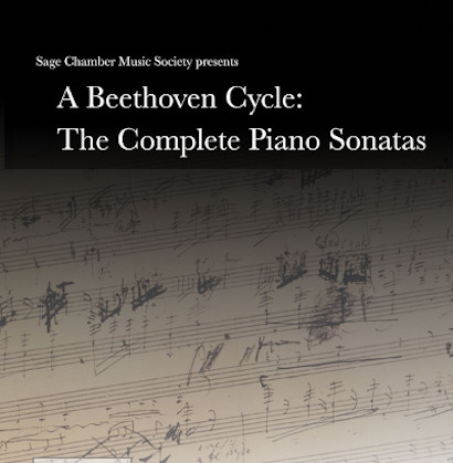 A Beethoven Cycle, Jiayan Sun, piano