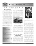 Kahn Chronicle: Spring 2008